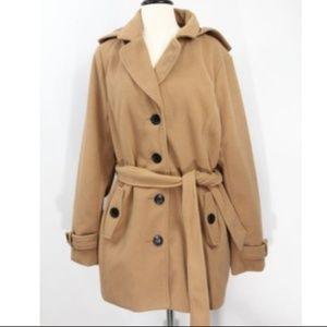 Forever 21 Plus Size Coat NEW Women Winter Jacket